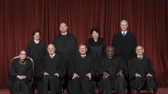 U.S. Supreme Court Decisions for 2018-2019 Term
